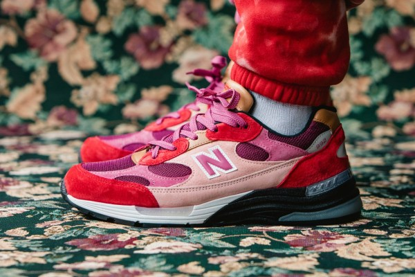 Don't Be Mad x New Balance 992