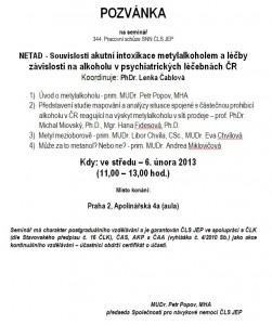 Purkyňka SNN ČLS JEP 6. 2. 2013