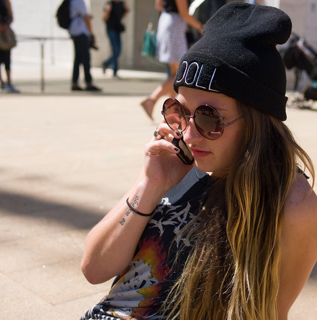 New York Fashion Week S/S 2014 Street Style