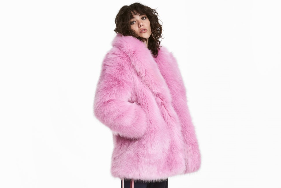 Two Seasons In An The Fever For Fluffy Pink Fur Coats