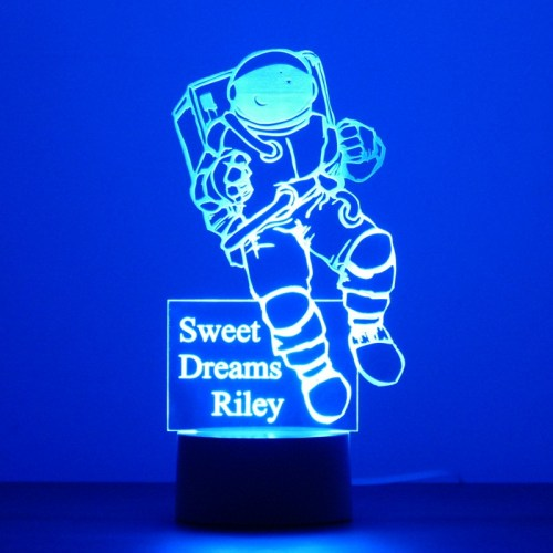 Astronaut childs night light