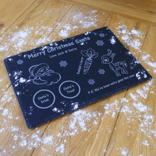 Personalised Merry Christmas Placemat