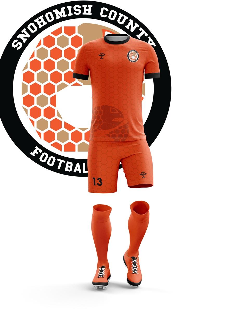 snohomish orange kit