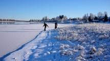 Vågar man sig ut på isen än?