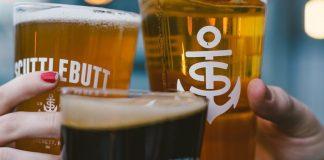 Scuttlebutt beer