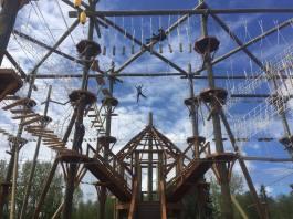 Everett High Trek Adventures & Ziplines