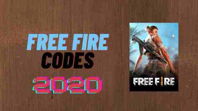 Free Fire Codes
