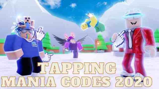 Tapping Mania Codes
