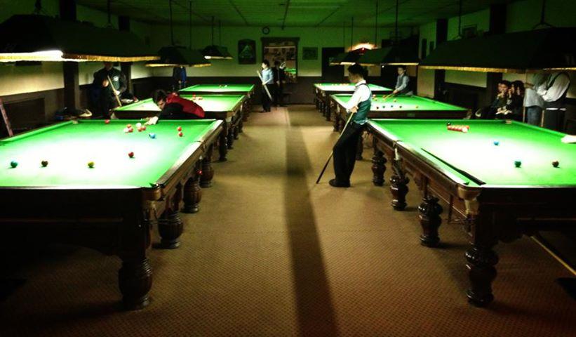 Junior Snooker Academy