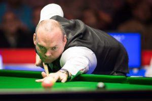 Stuart Bingham Loses in Riga Qualifying