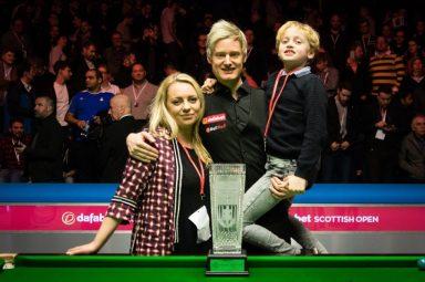 Scottish Open draw