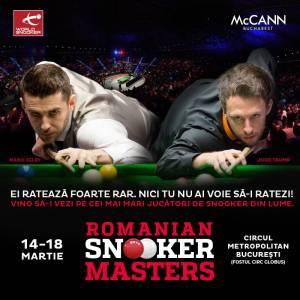 Romanian Masters Draw