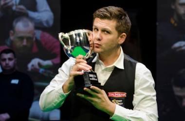 Ryan Day Romanian Snooker Masters