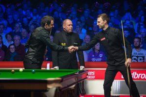 Ronnie O'Sullivan Players Championship semi-final