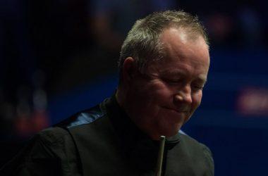 John Higgins into China Championship