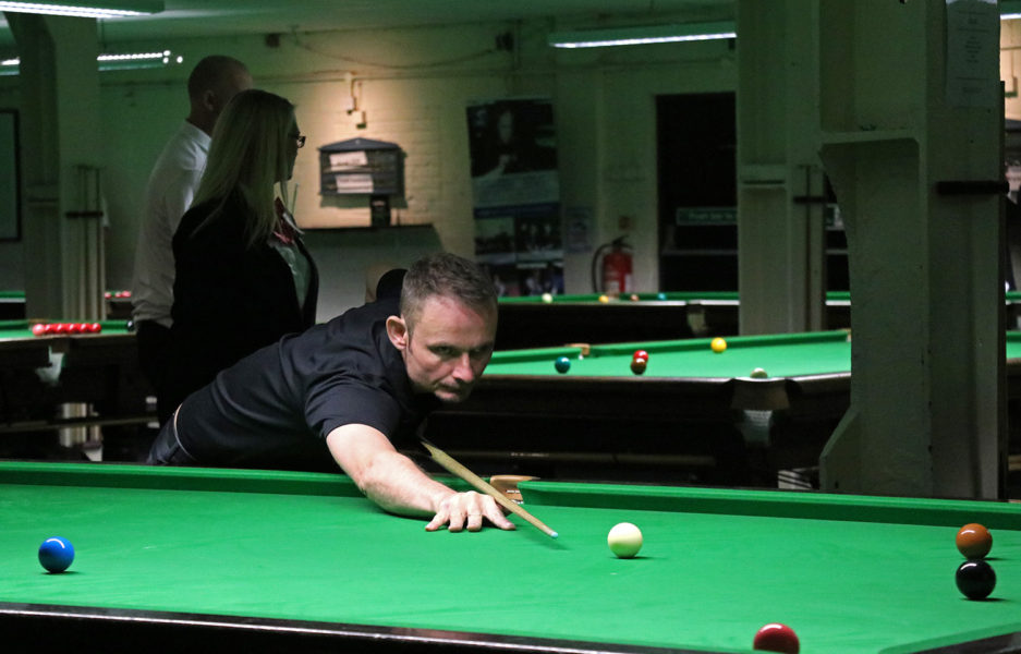 Paul Hunter Disability Classic Staged in Derby