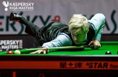 Neil Robertson wins Riga Masters