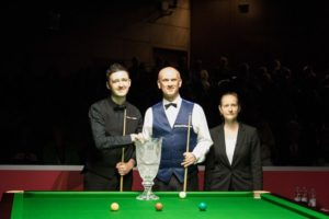 Kyren Wilson Wins Paul Hunter Classic