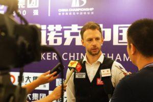 China Championship quarter-finals