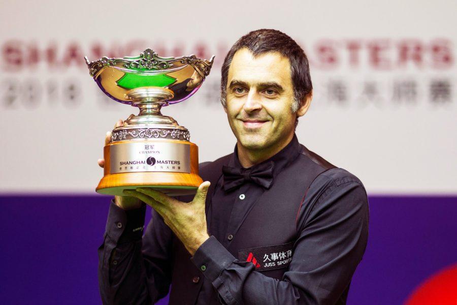 Snooker Shanghai Masters 2021