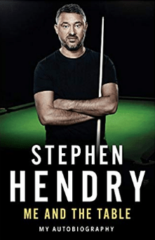 Stephen Hendry Autobiography