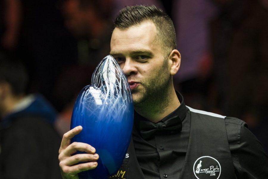Jimmy Robertson wins European Masters