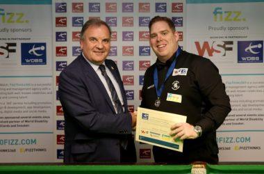 Fizz Open Disability Snooker Championship
