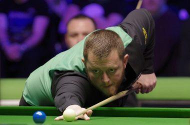 UK Championship semi-final
