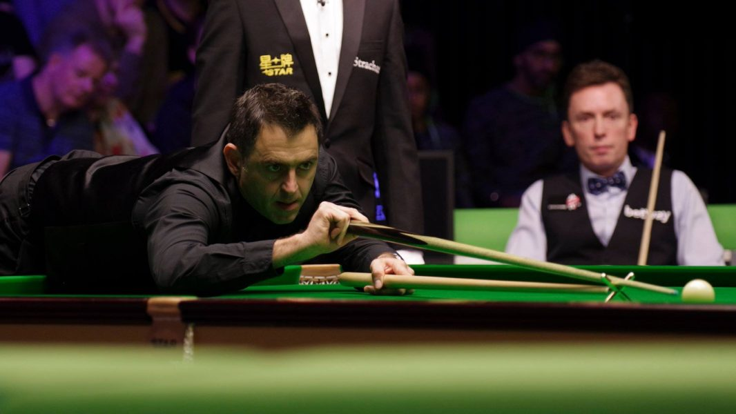 UK Championship 2018: Ronnie O'Sullivan survives scare to beat Ken Doherty
