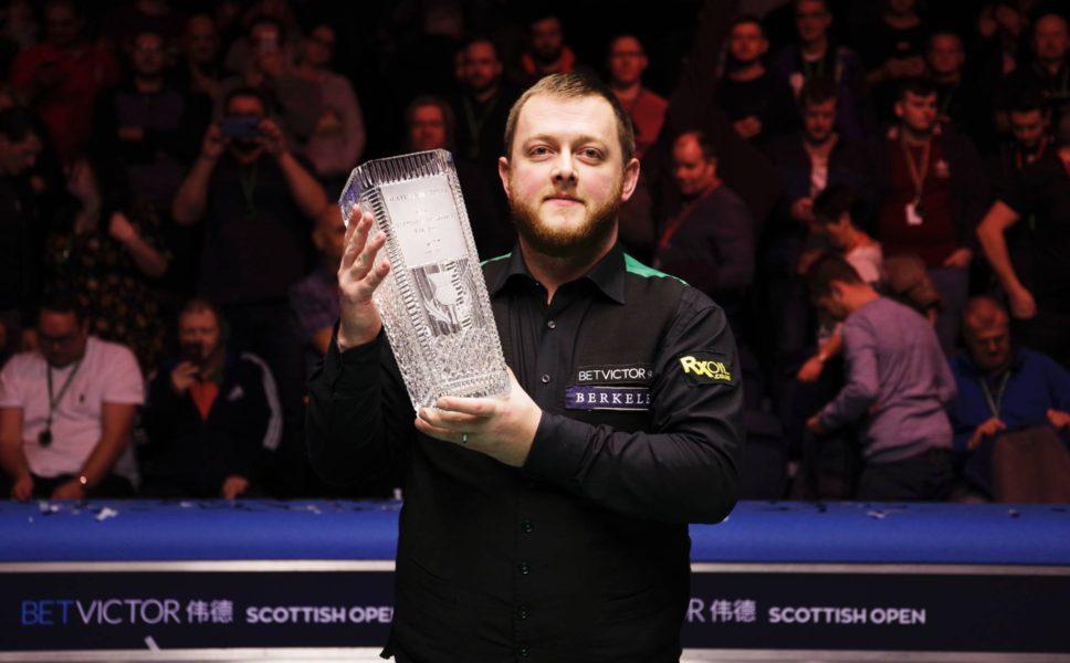 Snooker Scottish Open 2020