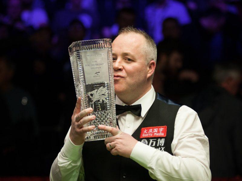 Welsh Open draw