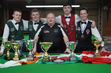 World Snooker Championship qualification