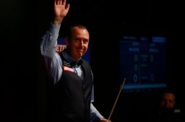 World Snooker Championship last 16