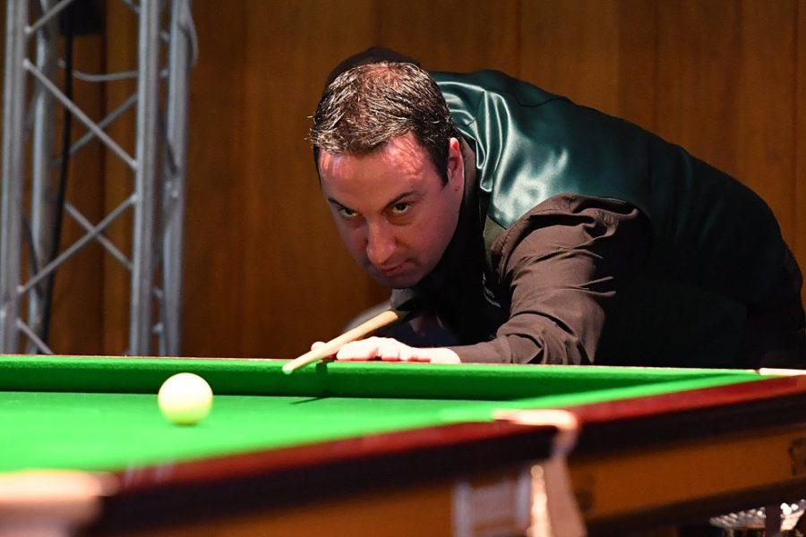 World Snooker Championship Spot