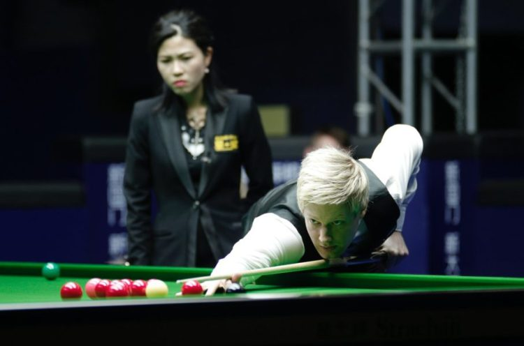 World Championship top 16