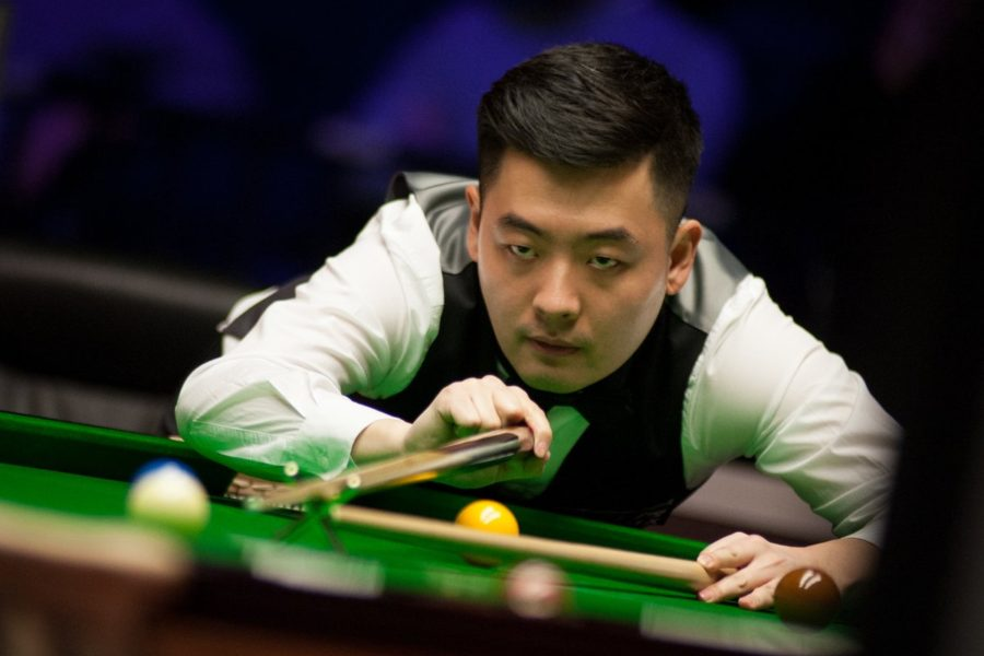 Chinese in the World Championship