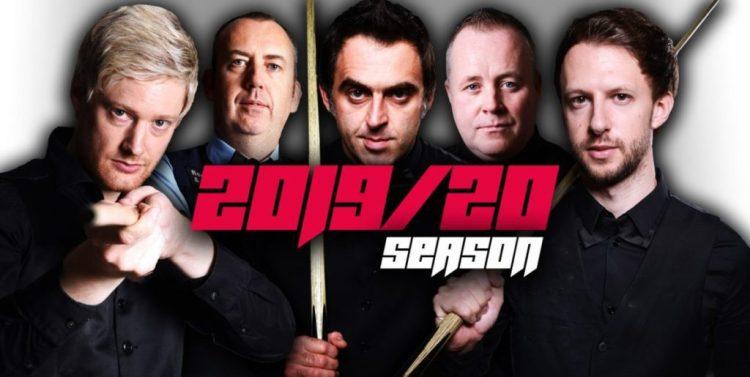 snooker season