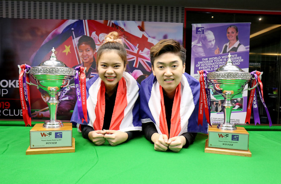 Women's Snooker World Cup