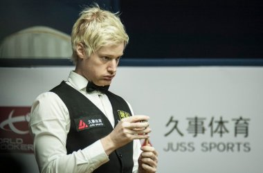 Shanghai Masters semi-finals
