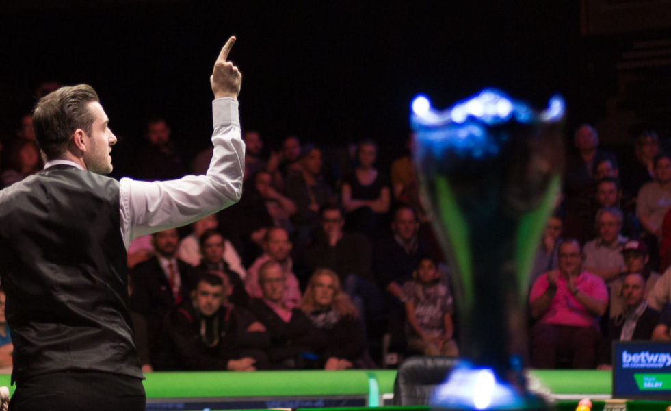 UK Championship draw