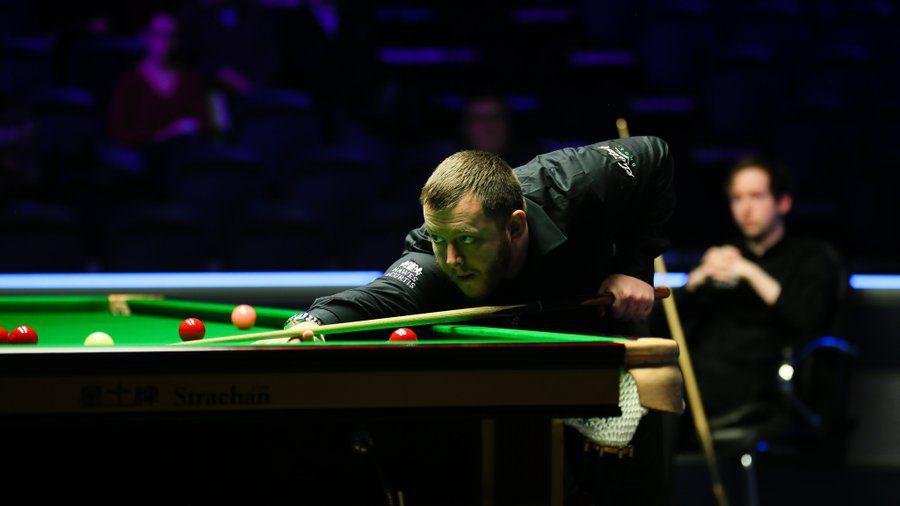 Scottish Open semi-finals