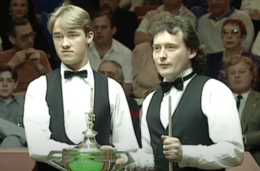 Stephen Hendry Jimmy White