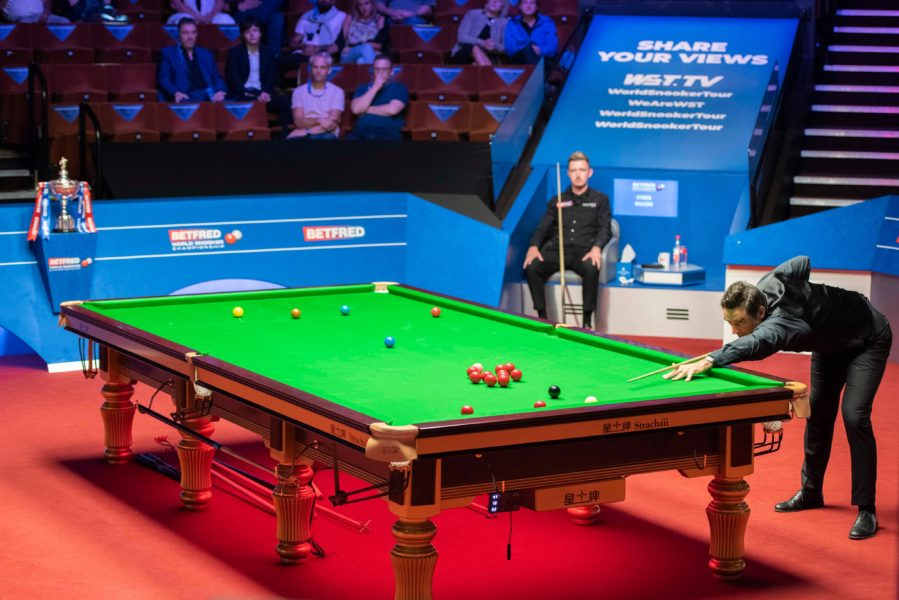 World Snooker Championship results