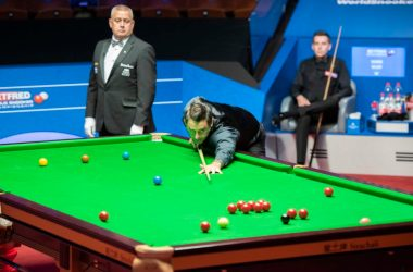 snooker record