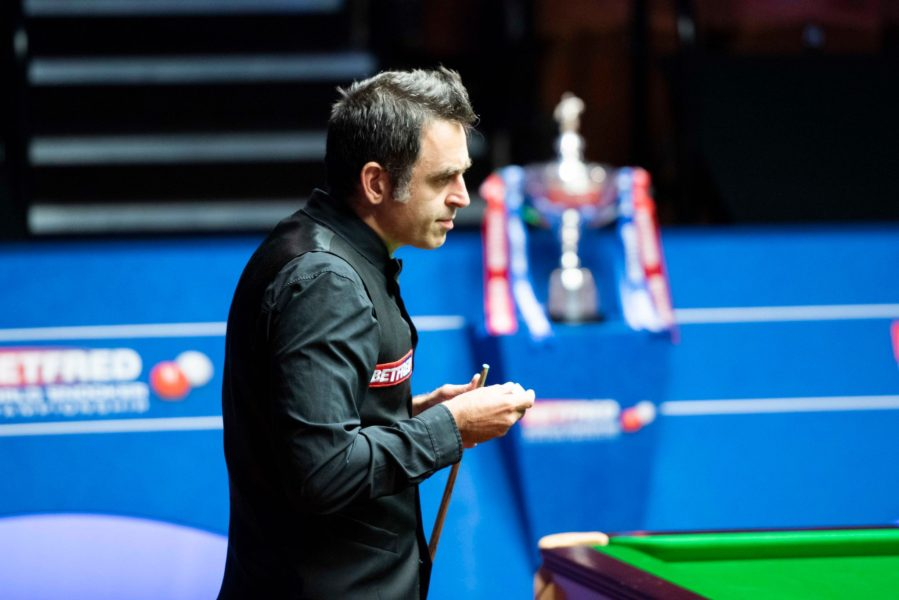 Ronnie O'Sullivan World Championship