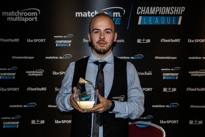snooker Championship League