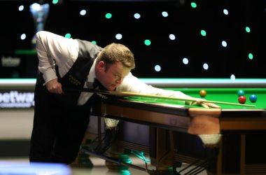 UK Championship first round