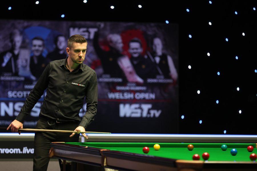 quarter-finals Scottish Open