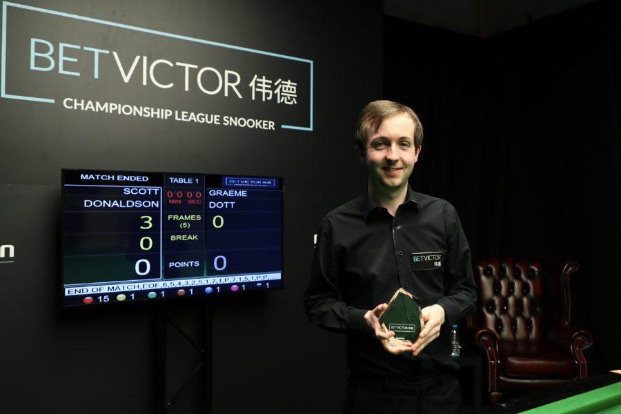 Championship League Snooker 2021