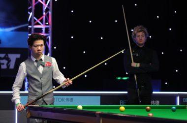 Robertson Gibraltar Open